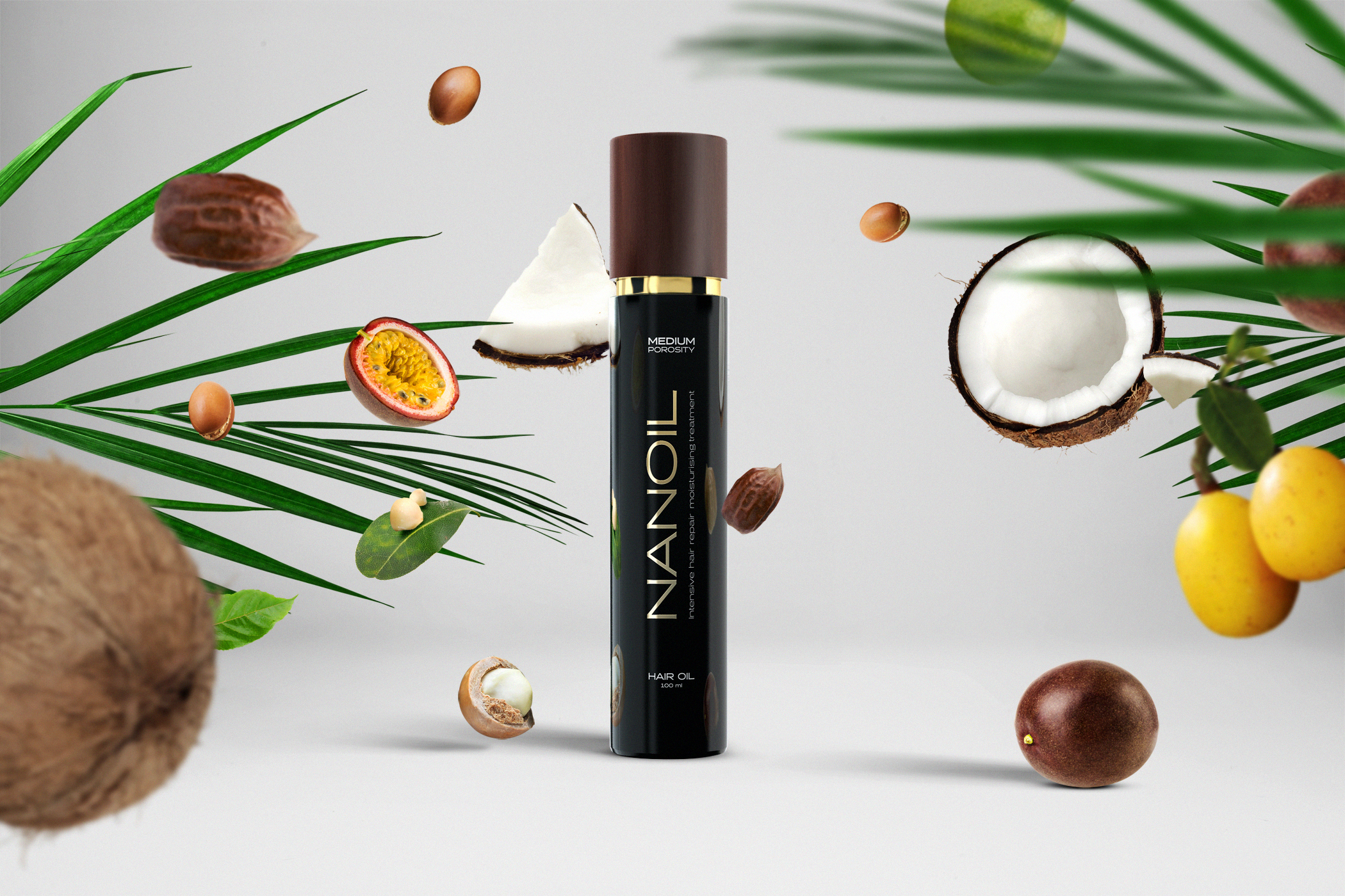 Iconic hair oil - NANOIL